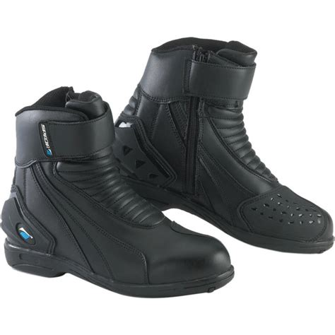 short motorbike boots spada icon waterproof short motorcycle boots christmas