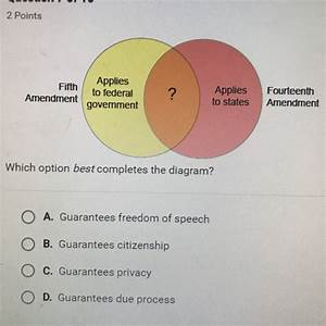 30 Which Option Best Completes The Diagram