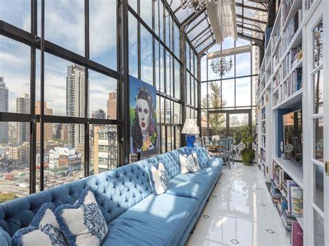 Extraordinary Prewar Penthouse Overlooking New York City