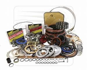 Dodge A618 A518 46re 47re Transmission Alto Performance