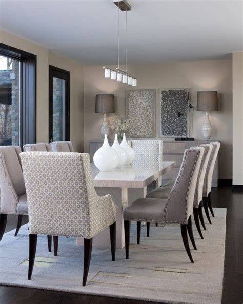 comedor elegante moderno decoracion de interiores