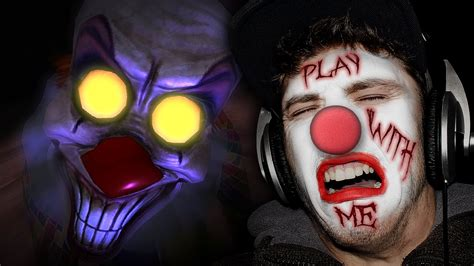 Clown Party Is Over  Play With Me  Indie Horror Game
