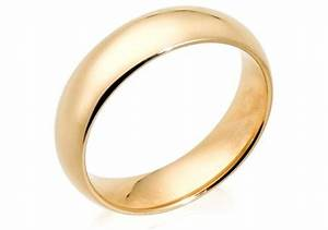 looking more handsome with gold wedding rings for men With simple wedding rings for men