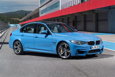 2018 Bmw M3 Sedan Vehie