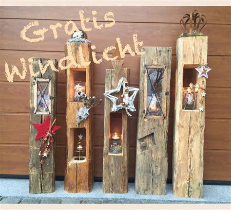 Weihnachtsgestecke Aus Holz by Holzf 252 Chse Sabrinaloesl