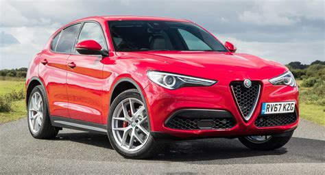 alfa romeo going after the bmw x5 mercedes gle with large