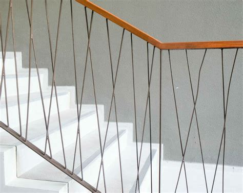 21 Modern Stair Railing Design Ideas (pictures