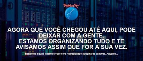 Ingresso Rock In by Come 231 A A Venda De Ingressos Para O Rock In 2017 Rock