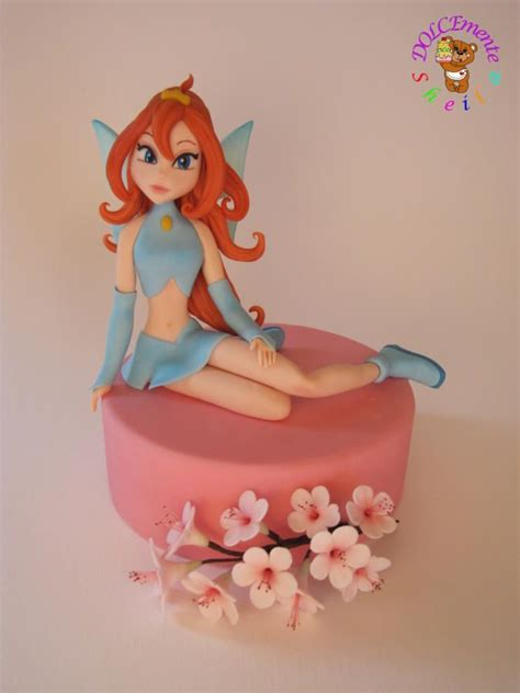 126 best images about Winx on Pinterest Fairy cakes