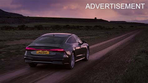 Audi Photo by The New Audi A7 Ad