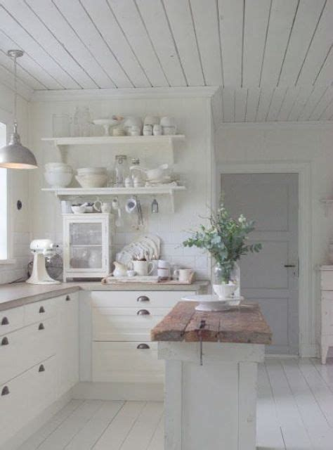 small country bathroom ideas 32 shabby chic kitchen decor ideas to try shelterness
