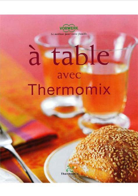 livre de cuisine a telecharger à table avec thermomix pdf free frenchpdf