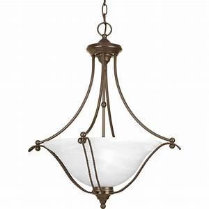 Progress lighting avalon collection light antique bronze