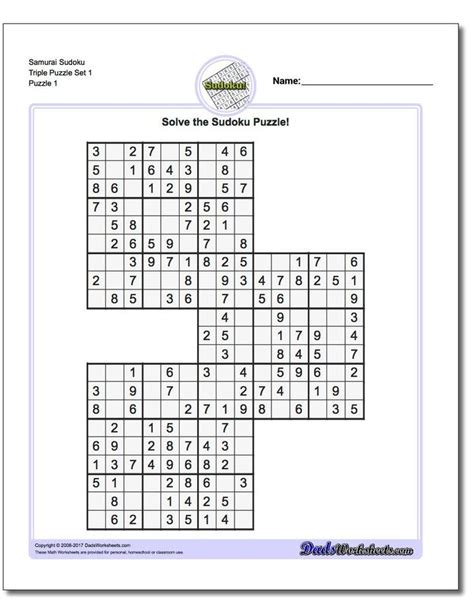 printable sudoku puzzles range  easy  hard