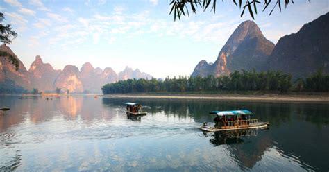 cuisine laos croisière de guilin à yangshuo sur le rivière li chine