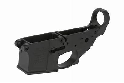 Lower Ar Anderson Stripped Ar15 Receiver Closed
