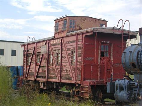 rock island  caboose oklahoma railway museum