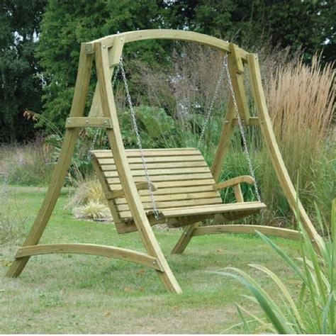 Garden Swing Seat by Wood Garden Swing Seat Woodensupplies