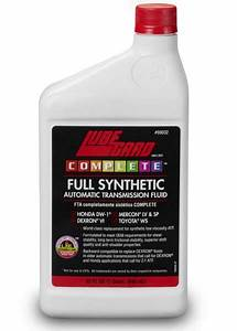O Ring Conversion Chart Complete Full Synthetic Atf Lubegard