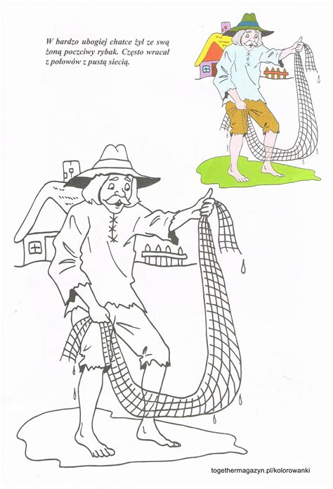 zlota rybka  magazyn