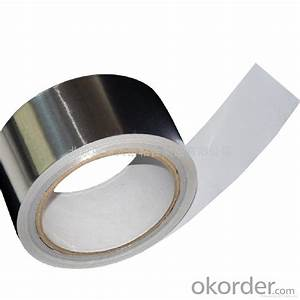 Buy Aluminum Foil Tape Synthetic Rubber Based Discount