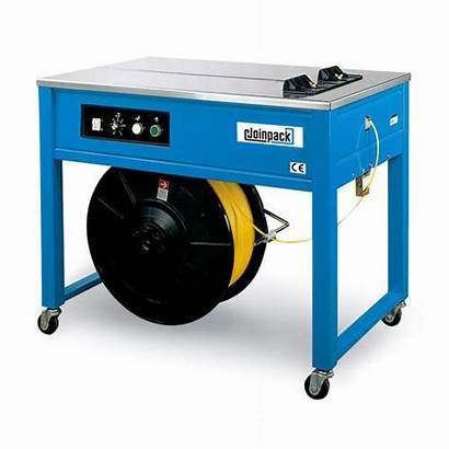 Strapping Machine Semi Automatic Control Tension Electronic