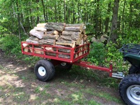 single axle atv utility dump trailer model atv  country atv
