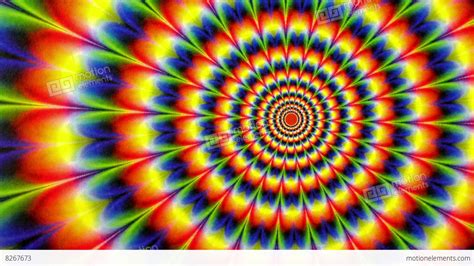 Cool Cat Wallpaper Hd Hippy Tie Dyed Radial Pattern Animation Background Stock Video Footage 8267673