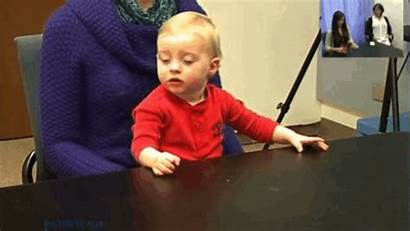 Adult Toddler Mean Makes Head Angry Spin