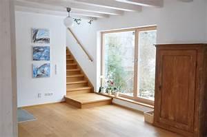 Treppe Im Wohnzimmer : grundriss einfamilienhaus mit gerader treppe raum und ~ Lizthompson.info Haus und Dekorationen