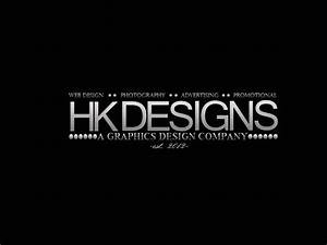 Logo Design 3 for Graphics Design Company | hkdesigns
