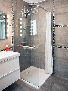 Papier Peint Salle De Bain : papier peint salle de bain 4 murs estein design ~ Dailycaller-alerts.com Idées de Décoration