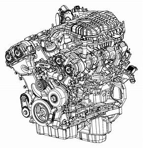 2017 Dodge Grand Caravan Engine  Complete