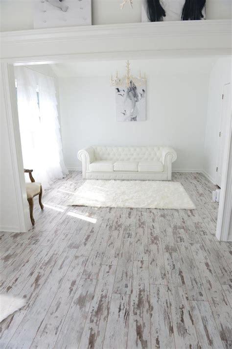 shabby chic bedroom ideas inhaus loft whitewashed oak 26353 laminate flooring