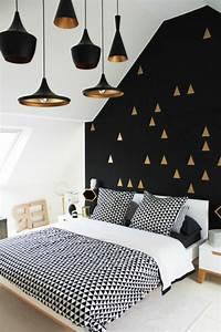 quelle table de chevet choisir pour votre jolie chambre a With chambre adulte noir et blanc