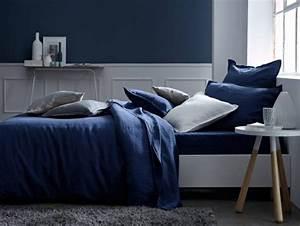 Chambre Bleu Nuit Et Gris. 1001 id es pour choisir une couleur ...