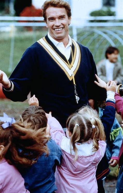 Kindergarten Cop  Comedies  1980s  Movies, Arnold