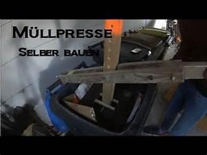 Schubladenschienen Selber Bauen : m llpresse selber bauen youtube ~ Yasmunasinghe.com Haus und Dekorationen