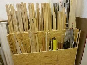 Trennstege Für Schubladen Selber Machen : aufbewahrung von restholz zum bauen und basteln pinterest holzaufbewahrung ~ Orissabook.com Haus und Dekorationen