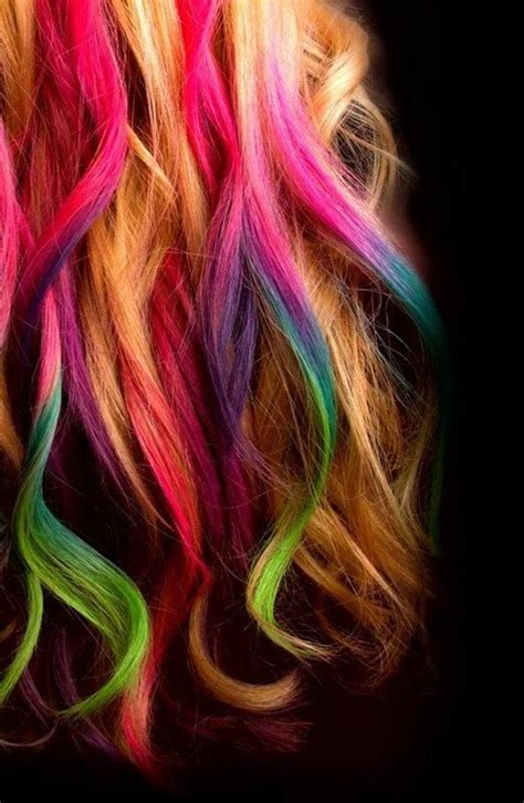 Items Similar To Hair Chalk Temporary Color For Your Hair
