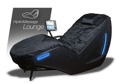 hydromassage lounge chair water lounge for sale
