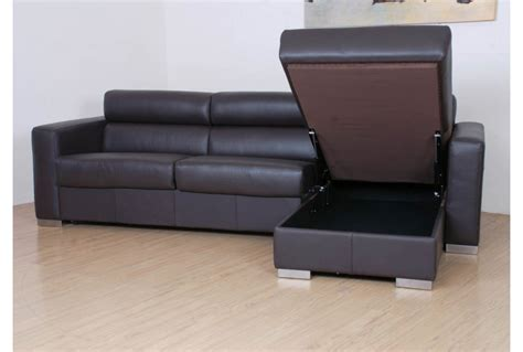 canape d angle convertible cuir center palzon
