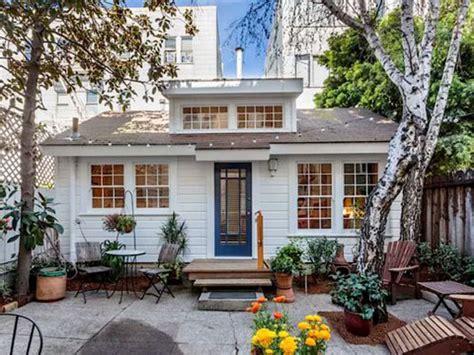 Tiny House San Francisco  Smallest House San Francisco