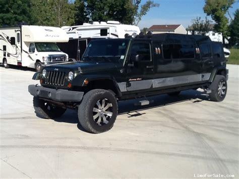jeep wrangler suv stretch limo indianapolis