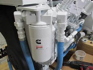 Remote Oil Filter Kit For Cummins Marine 6bta