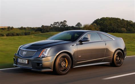2018 Cadillac Cts V Coupe Photos Informations Articles