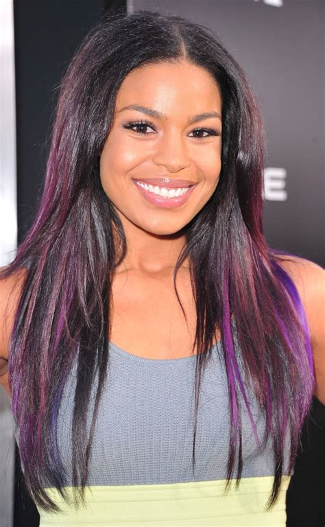 Black Hair With Colors by The 6 Hair Color Trends For 2013 She Wears