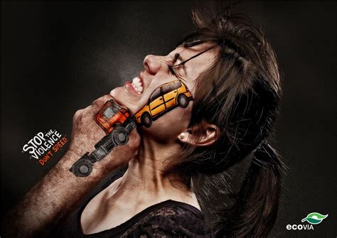 Don't Drink/speed/text And Drive|ecovia Ads