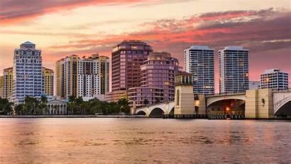 Palm West Beach Billboards Limo