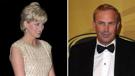Kevin Costner Claims Princess Diana Wanted to Star in The ...